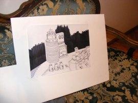 Ilustración escena principal