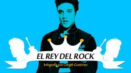 Tapa infografìa Elvis Presley